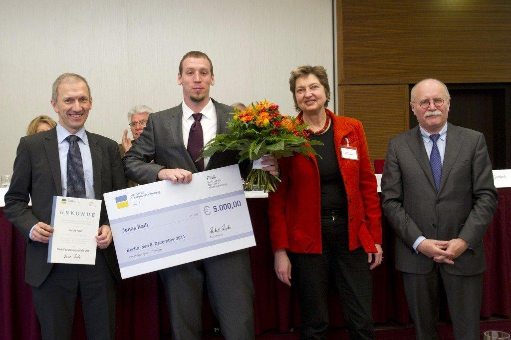 FNA-Forschungspreis 2011 - official photo